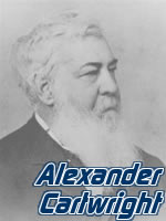 "alexander j cartwright the maker of baseball rules Alexander j cartwright wrote the document, ""knickerbocker rules of baseball"" the reason he wrote this document was because baseball wasn't yet taken as a serious game, rather a game played for fun."