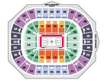 Mop squad sports basketball new orleans hornets seating charts